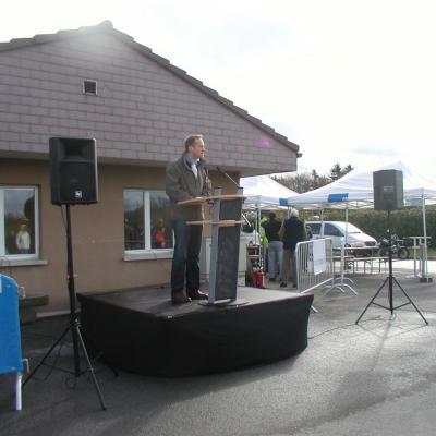 Le 21/04/2012 Journée pour les TL lausannois.