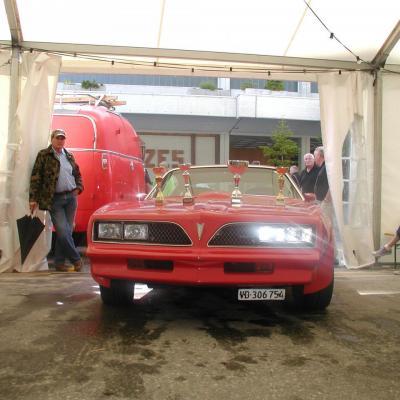 Le 4 et 5 Août 2012 US Cars à Thyon-les-Collons