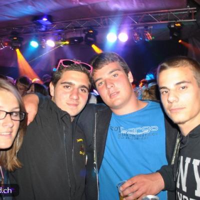 Du 21 au 24 juin Le Team atomickdjnight était de la partie au Giron des jeunesses à Chéserex