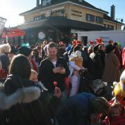 3ème jour du carnaval de Châtel 2020