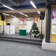 Apéro de Noël pour le Département de la santé, Lausanne le 19 décembre 2019 3