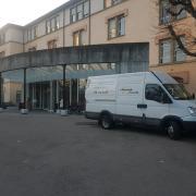 Apéro de Noël pour le Département de la santé, Lausanne le 19 décembre 2019