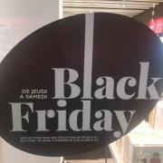 Black Friday Globus Marin Centre le 30.11.2019 6