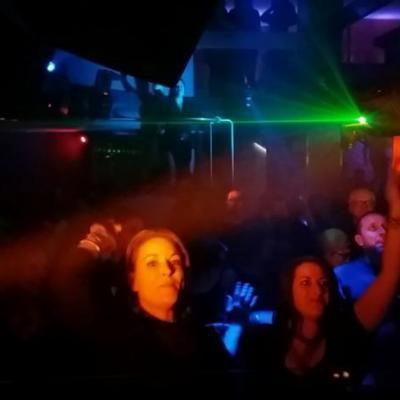 Concept Gianni Parrini 1 décembre 2017 Diva Club Vevey