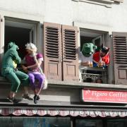 Dernier jour du carnaval de Châtel-St-Denis