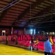 Disco roller aux paccots le 3 septembre 2021