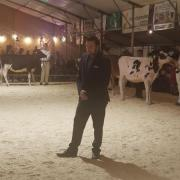 Expo Holstein, Porsel, le 19 octobre 2019, Glâne-Veveyse
