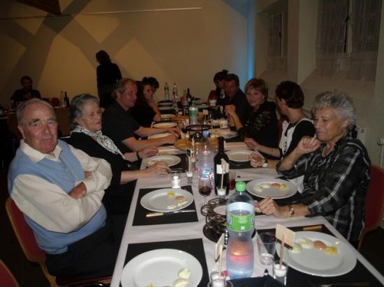 Le 30 octobre soirée d'anniversaire à Vétroz