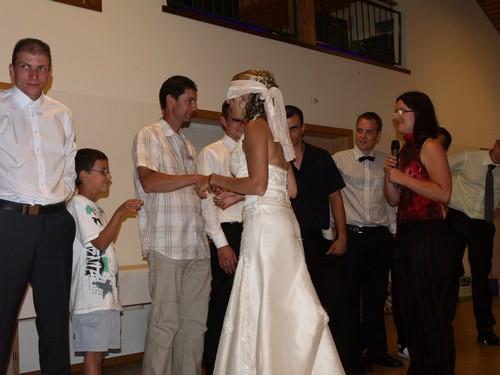 Le Samedi 29 Août 2009 Soirée de Mariage à Vucherens