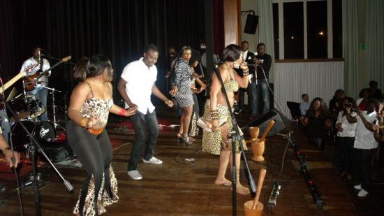 Soirée africaine Renens 26.03.2011