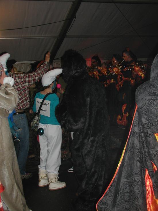 Carnaval D'Orsières le 21.02.09