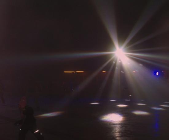 Disco-Glace Crans-Montana Audioconcept Event et Atomickdjnight