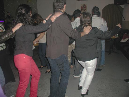 Soirée Méga Bulles Du 4 Octobre 2008 au Centre Portuguais de la Sarraz
