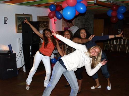 le 27.06.2009 soirée à la rippe anniversaire