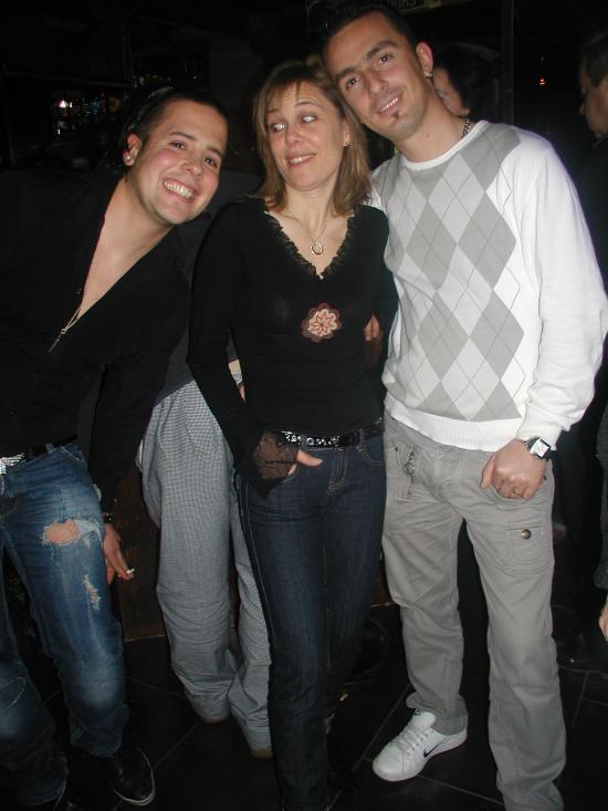 Le Samedi 14.02.2009 soirée Saint Valentin