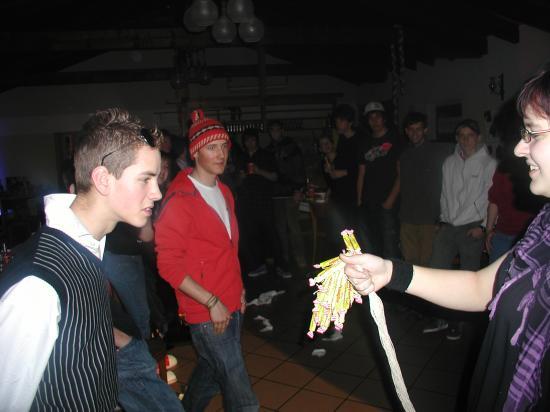 Anniversaire coralie  20.01.09