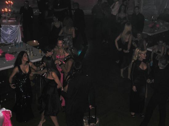Soirée Camila prins Le 14.03.2009 Soirée Privée BAl Masqué