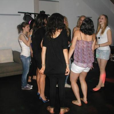 le 27.06.2009 soirée d'anniversaire 18ans à lausanne dj natascha