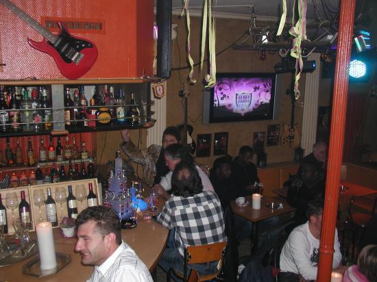 Soirée du vendredi 19.01.2009 Soirée 80 au Central Payerne