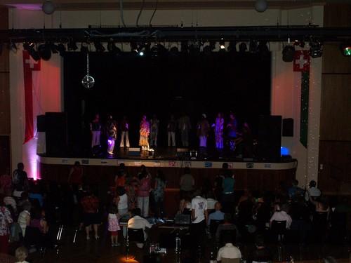 Le Samedi 13 Juin 2009 soirée de soutien de L'Association Pas Parraina