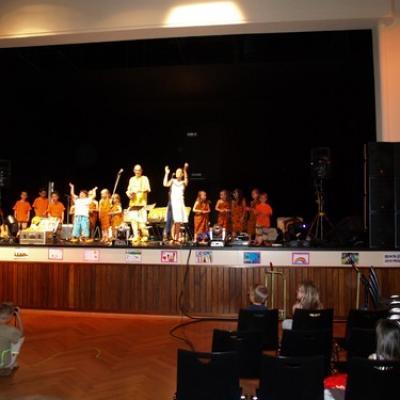 Le Samedi 13 Juin 2009 soirée de soutien de L'Association Pas Parrainage Africa