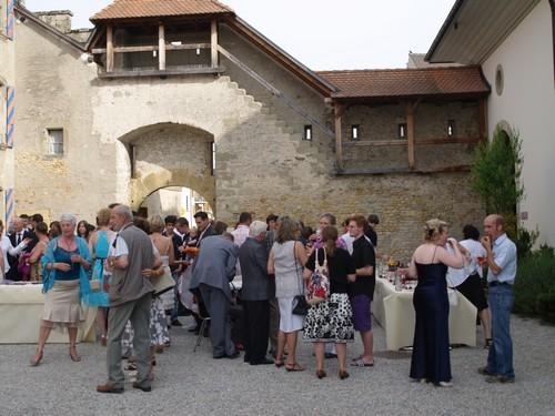 Le Samedi 23 Mai 2009 soirée privée : Mariage à 1580 Avenches Salle du
