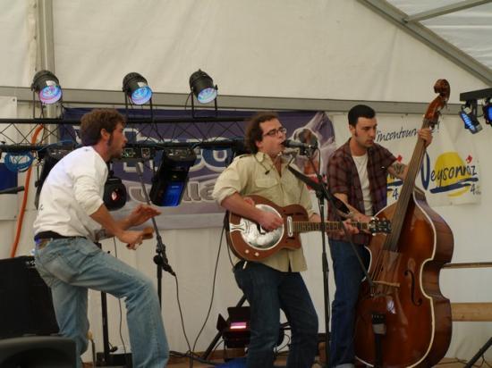 Le 4.09.2010 De 11hà4h00 A Thyon 2000 Festival.