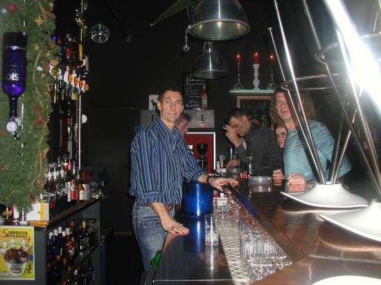 Soirée Méga Bulles / Années 80 Bar L'ENTRéE Le 20.12.08