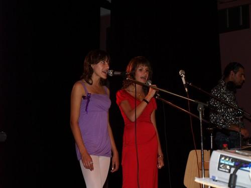 Le Samedi 19.09.2009 soirée surprise natascha et karoke dj Mike