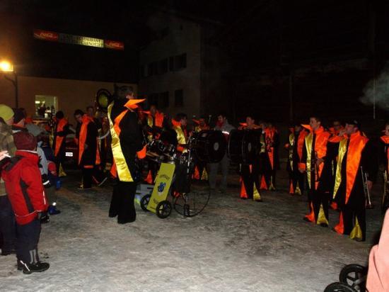 Le 11.02.2010 Carnaval Som-La-Proz