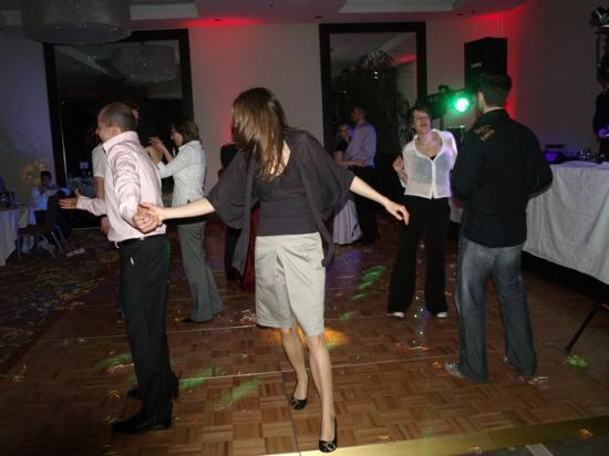 Le 10.04.2010 Mariage A Hôtel Hilton Evian France.