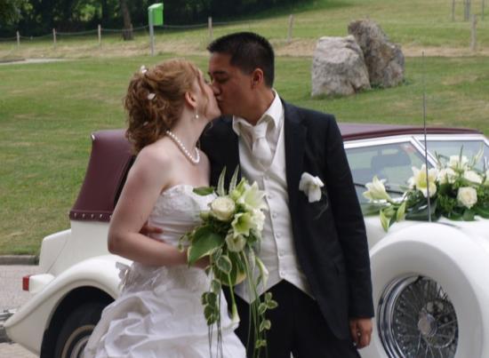 Mariage à St-Georges