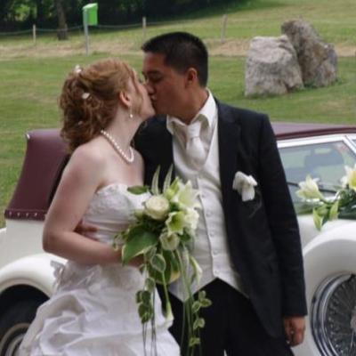 Le 10.07.2010 et 11.07.2010 mariage à St-Georges
