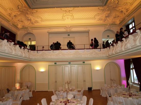 Le 26.03.2010 Mariage Au Restaurant Casino de Morges