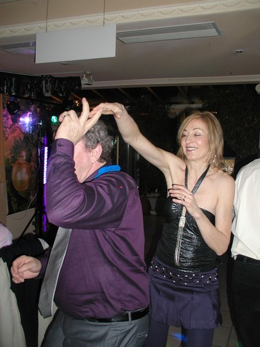 Le 31.12.09 soirée dansante à la romana vevey dj mike