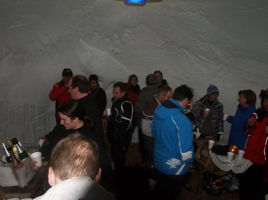 Après-Midi  lounge Thyon 2000