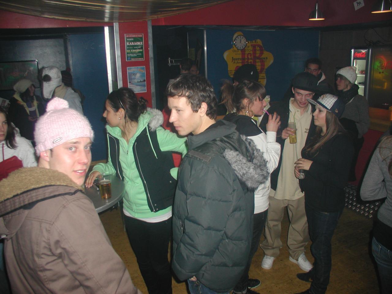 Soirée  02.02.08 Nikita gooodie session