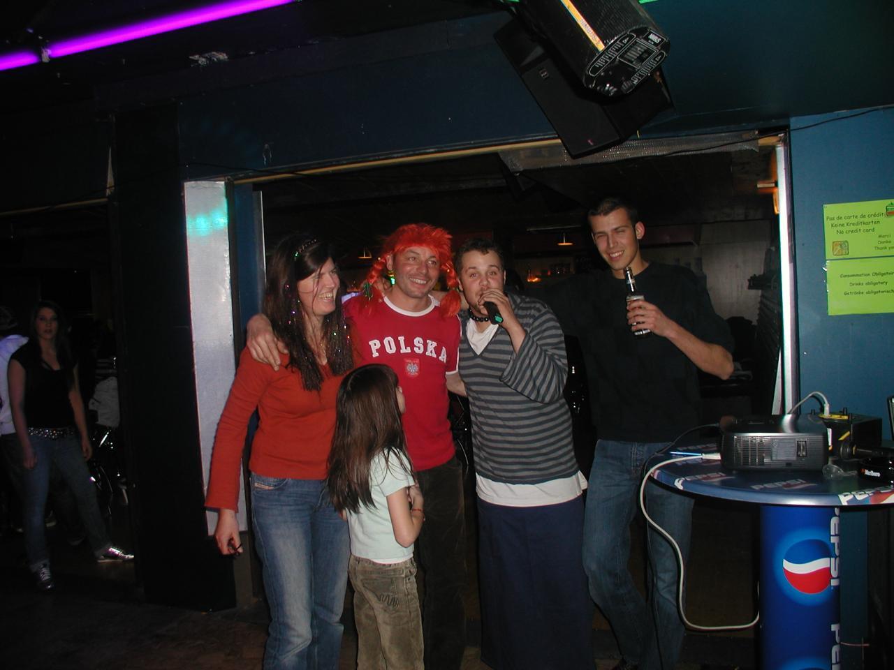 Soirée du 05.02.08 Karaoke