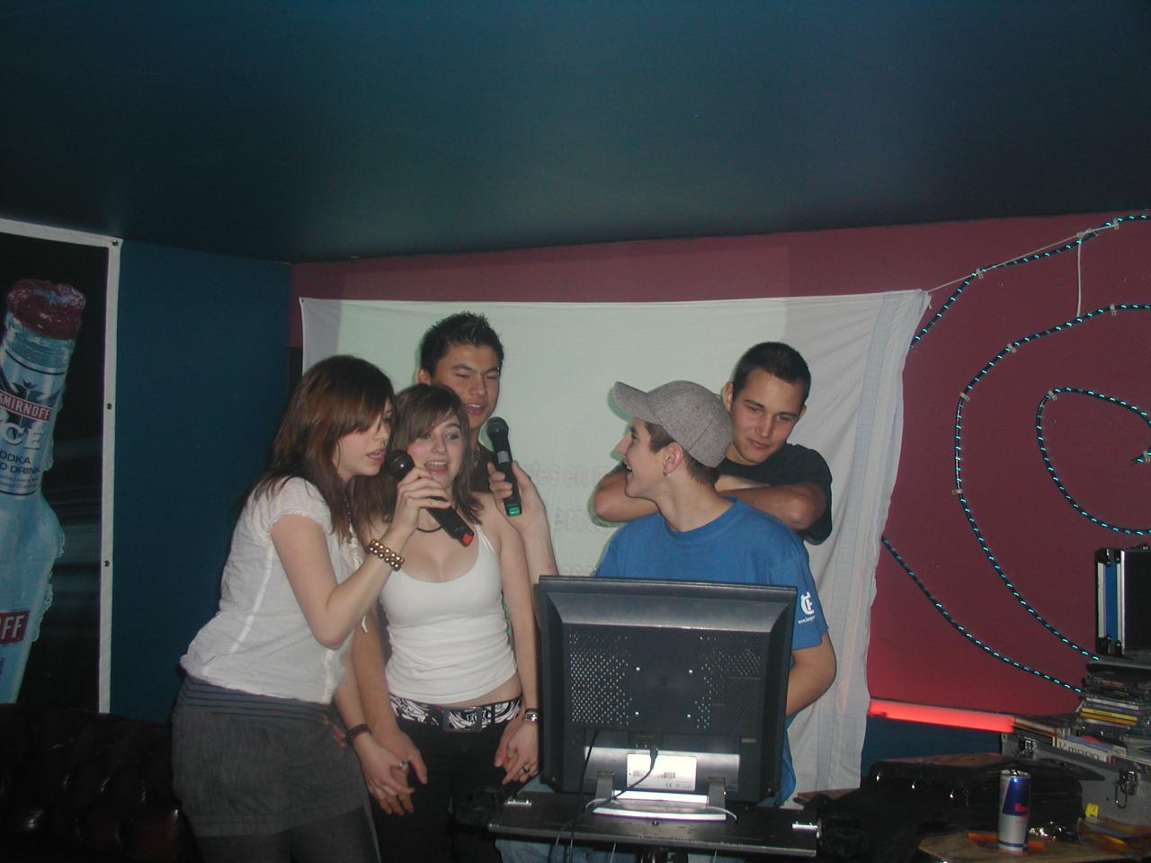 Soirée Du 1.01.08 Musique Karaoke.