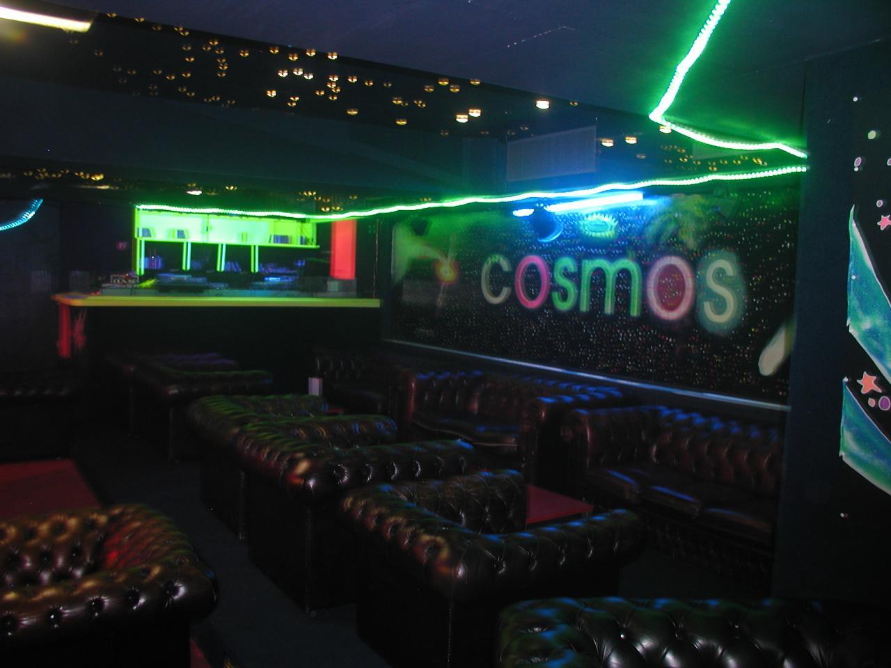 Disco le Cosmos