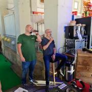 Karaoke moudon le 8 aout 2021