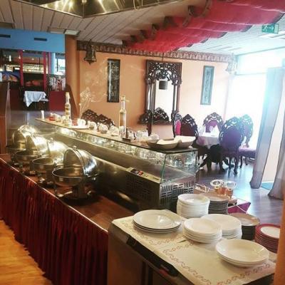 Petit montage au restaurant le Kashmir à Renens le 24.11.2019