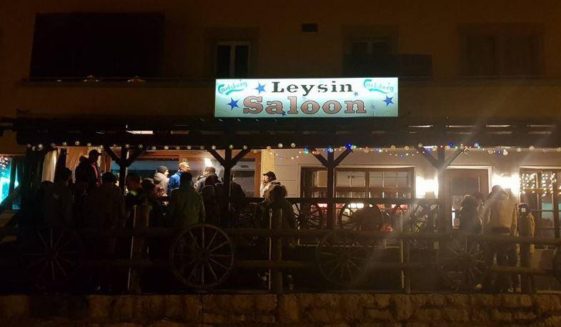 Saloon Leysin soirée Kitch 24.03.2018