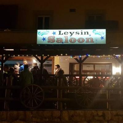 Soirée Kitch Saloon Leysin 24.03.2018
