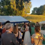 Mariage 08.09.2018 à la Buritaz à Puidoux animé par Atomick-Events 2