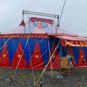 Mariage a avenches avec le cirque helvetia le 3 juillet 2021