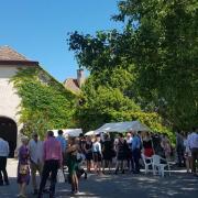 Mariage Abbaye de Bevaix et Louverain le 2 juin 2018 4