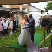 Mariage le 13 juin 2020 Genève