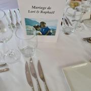 Mariage le 4 septembre a l eurotel montreux