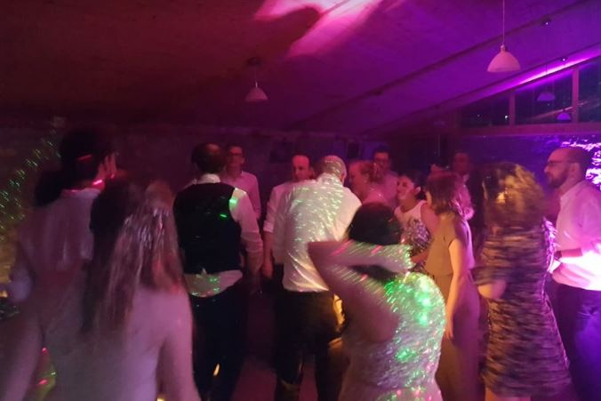 Mariage le 6 juillet Chalet Jogona à Jaun 20